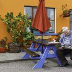 village coloré du Kerry, voyage photo Irlande