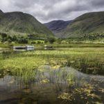 vallée perdue dans les montagnes du Kerry, voyage photo en Irlande