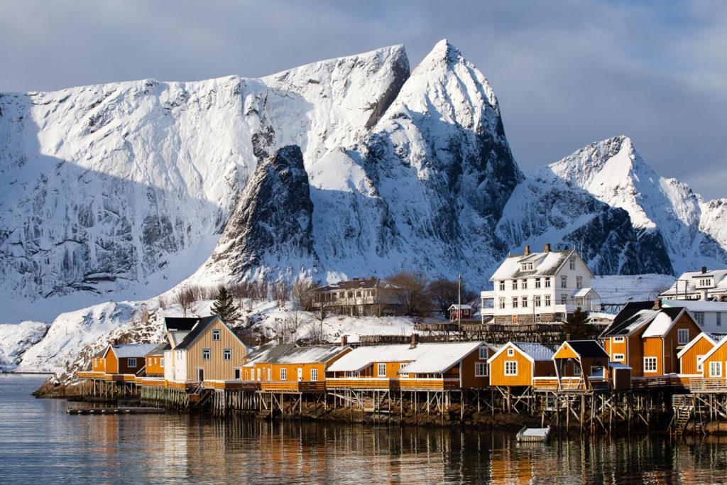 Un oeil sur la Nature | NORVÈGE – Fabuleuses îles Lofoten