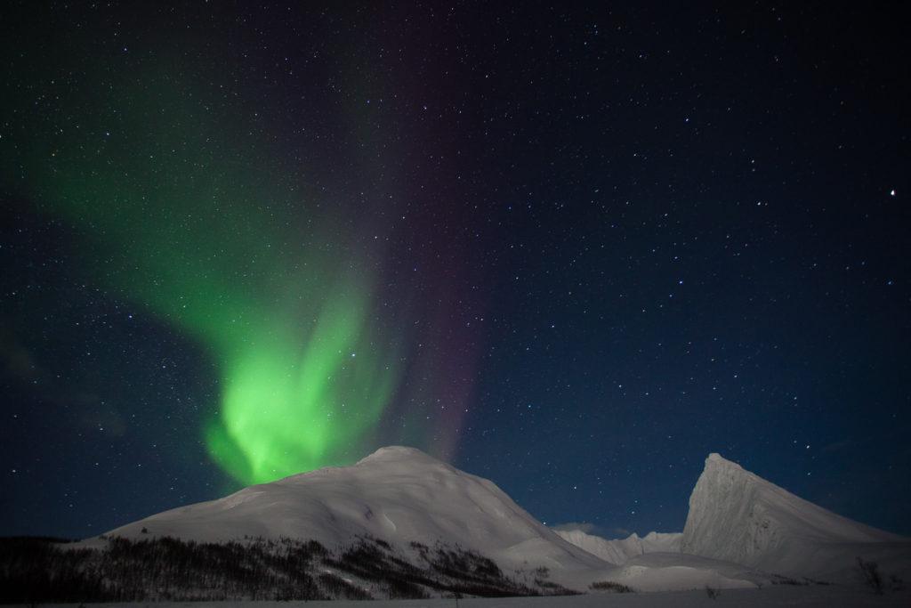 Un oeil sur la Nature | NORVÈGE – Aurores boréales en Laponie