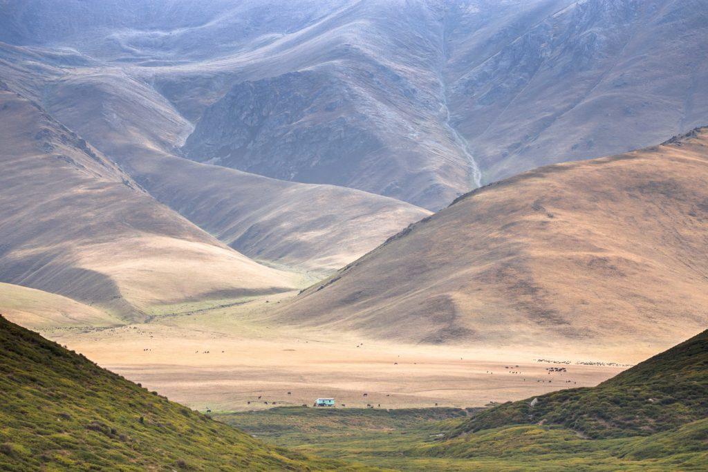 le Kirghizstan, un pays magique