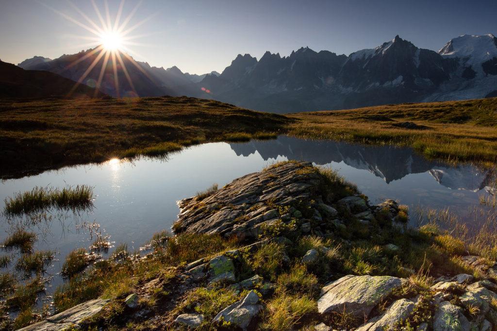Un oeil sur la Nature | FRANCE – Un balcon sur le Mont Blanc