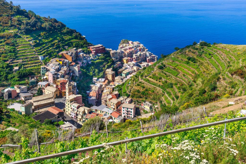 Un oeil sur la Nature | ITALIE – Merveilleuses Cinque Terre